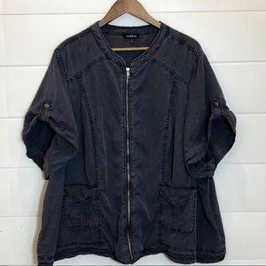 🍁fall fashion 🍁Torrid lightweight jacket